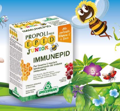 Specchiasol Propoli Immunepid Junior Bustine