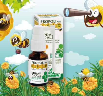 Specchiasol Propoli Plus Epid Spray