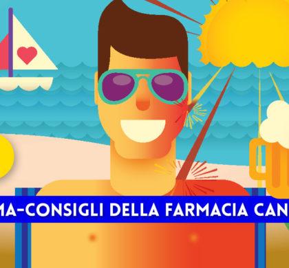 Sono macho, ho la pelle dura, non uso le creme solari!