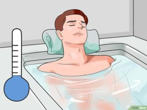 bagno freddo