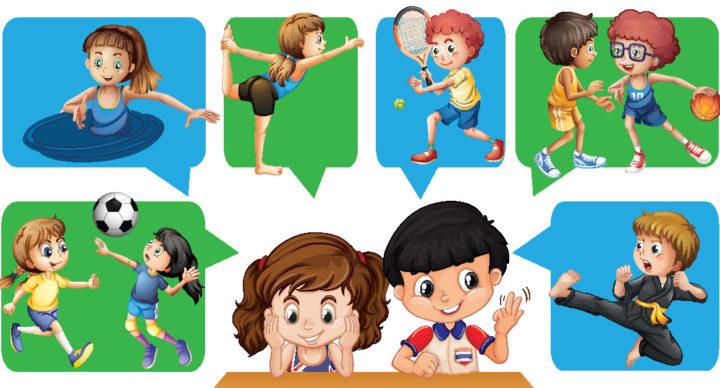 Lo sport giusto per i miei figli