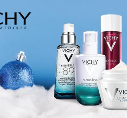 14 Dicembre Giornata Vichy pelle e capelli