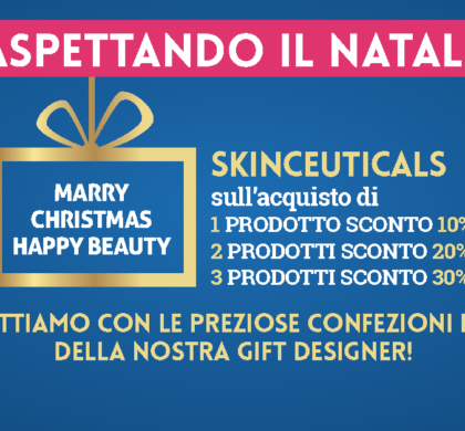 -Aspettando Natale- Grande Promozione Skinceuticals