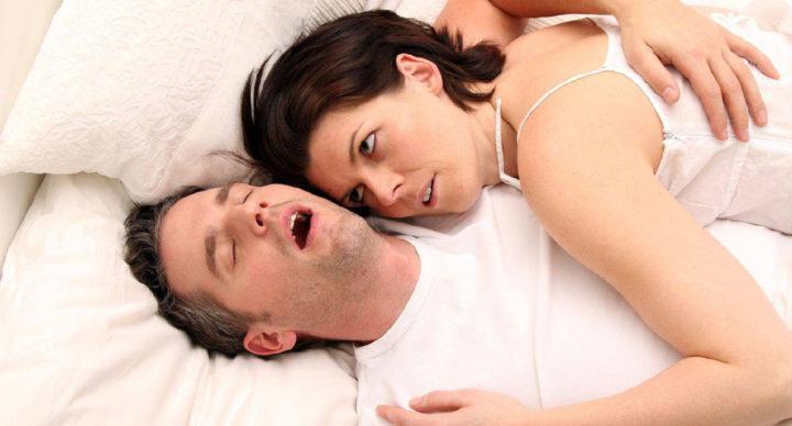 4 domande per capire l'apnea del sonno