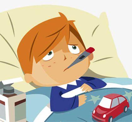 Lo sai che i bambini non devono mai prendere l'Aspirina?