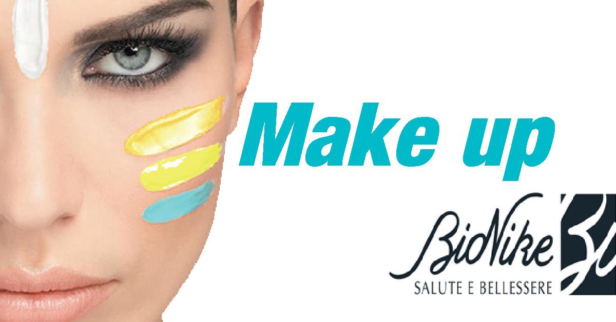 23 Novembre Giornata Make up Bionike