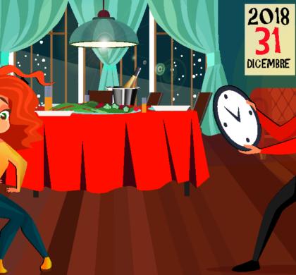 Il 2018 sta per finire… Capodanno, che stress!