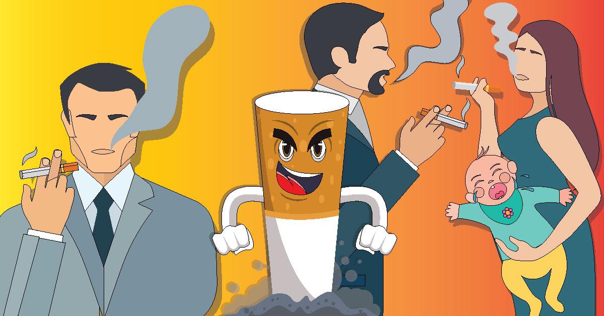 Smettere di fumare è tra i tuoi buoni propositi per l'anno nuovo?