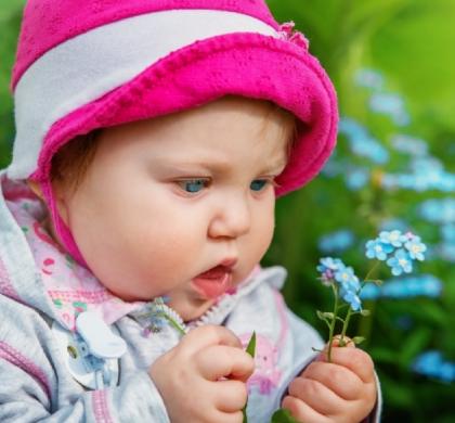 La primavera sta arrivando… e l'allergia dei bambini anche!