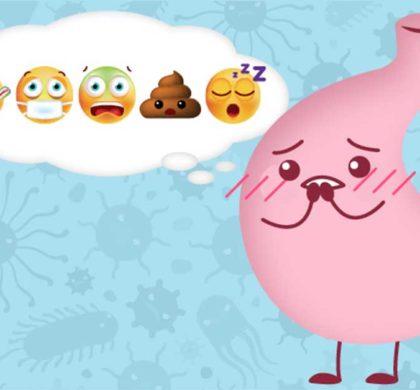 Mal di stomaco? Mangia una bruschetta!