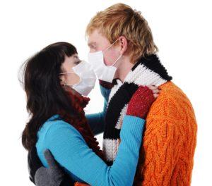 mononucleosi-bacio