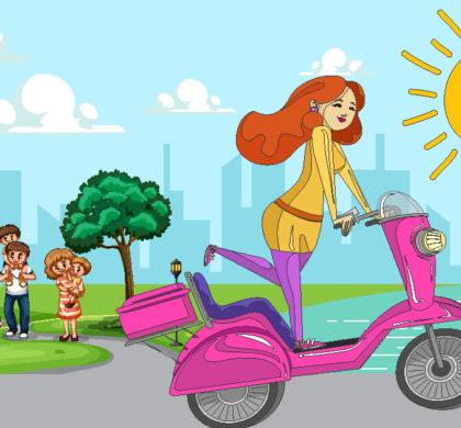 Il sole ti raggiunge dappertutto!