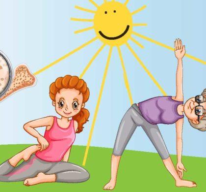 Il sole, la grande medicina!