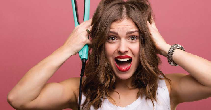 10 errori sulla salute dei capelli