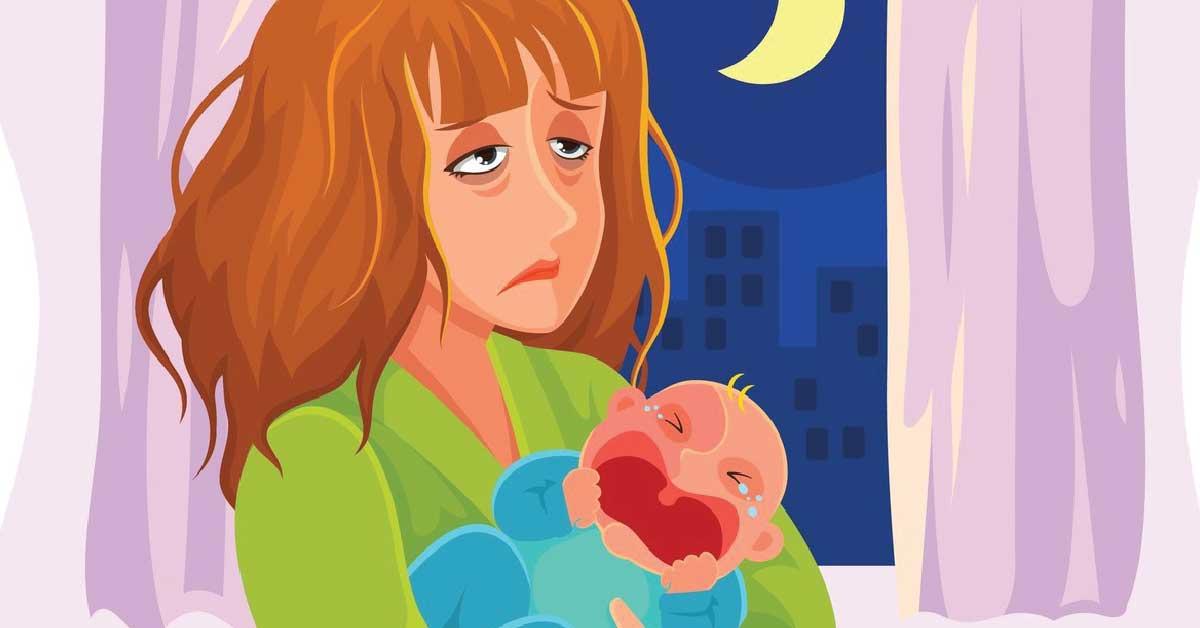 La depressione dopo la nascita