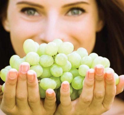 I benefici dell'uva
