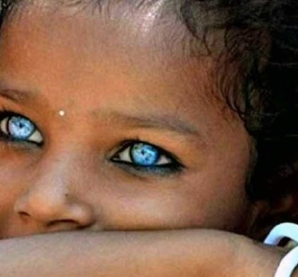 Occhi azzurri, ma perchè?