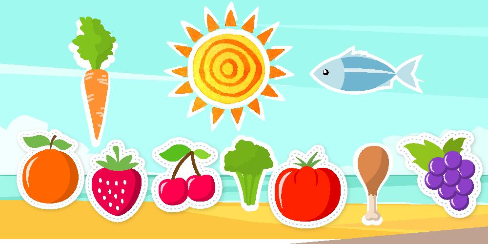 L'alfabeto delle vitamine per l'estate