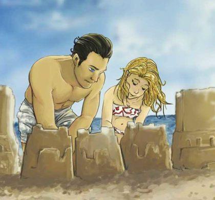 Castelli di sabbia o terapia?