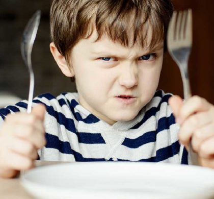 Il mio bambino non mangia la verdura!