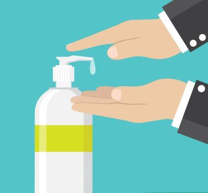 E adesso laviamoci le mani come si deve!