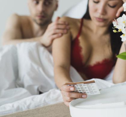 E ora parliamo di sess… pillole anticoncezionali!