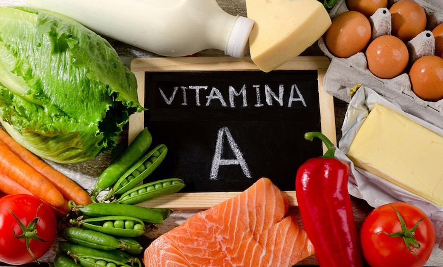 6 benefici della vitamina A