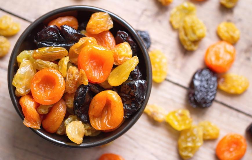 Frutta secca? Può prevenire l'aumento di peso