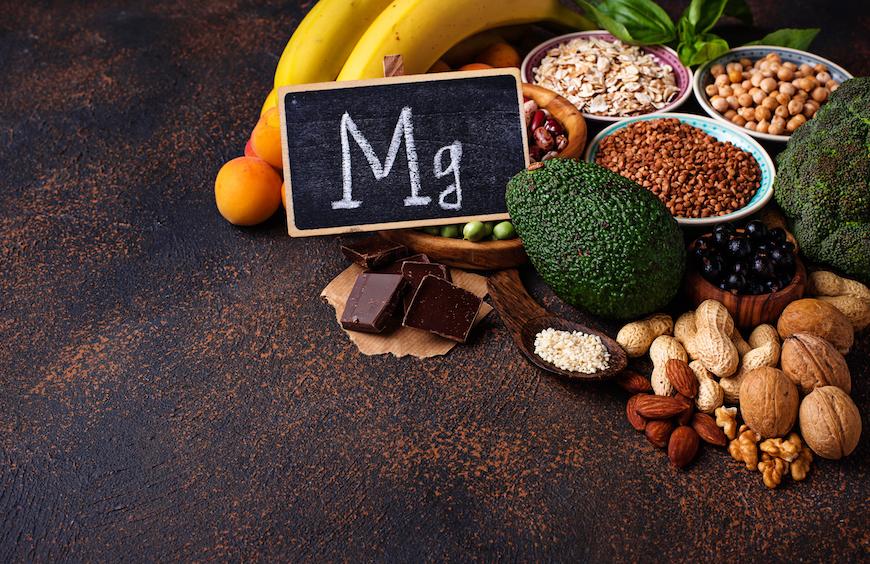 Non dimenticarti del magnesio. Il tuo cuore ti ringrazierà