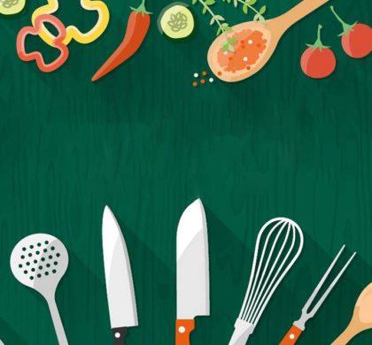 I migliori utensili da cucina per un'alimentazione sana