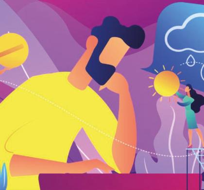 La meteoropatia, il mal di tempo