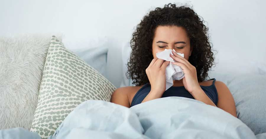 Influenza o Covid-19, come distinguerli?